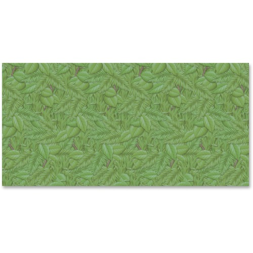 Pacon Tropical Foliage Design Bulletin Board Paper | by Plexsupply
