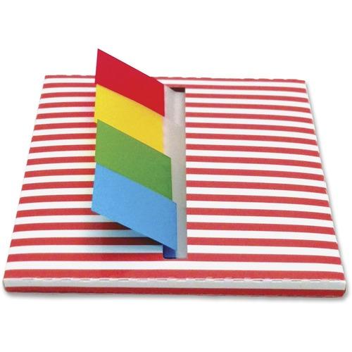 Redi-Tag Designer Flag Desk Dispenser