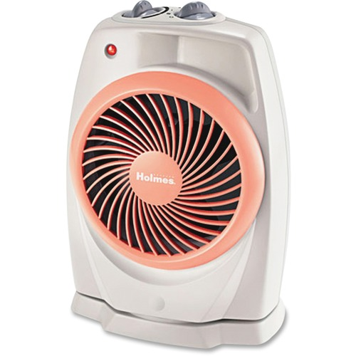 Holmes HFH421-U Pivoting Heater Fan with ViziHeat Display