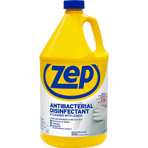 Antibacterial disinfectant, 1 gal bottle, sold as 1 each