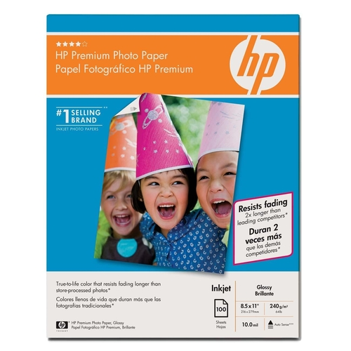 HP Q5494A   Premium Glossy Photo Paper