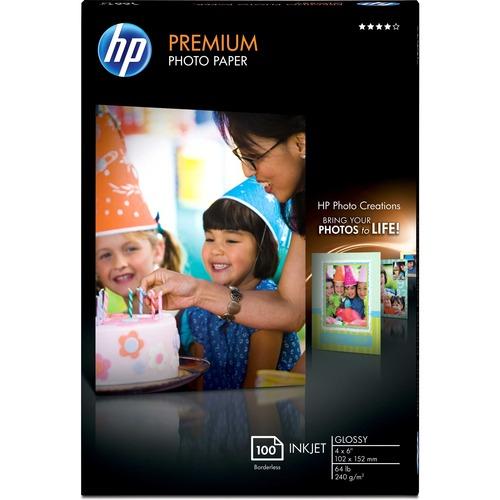 HP Q5477A   Premium Photo Paper
