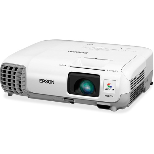 Epson PowerLite S27 LCD Projector - HDTV - 4:3