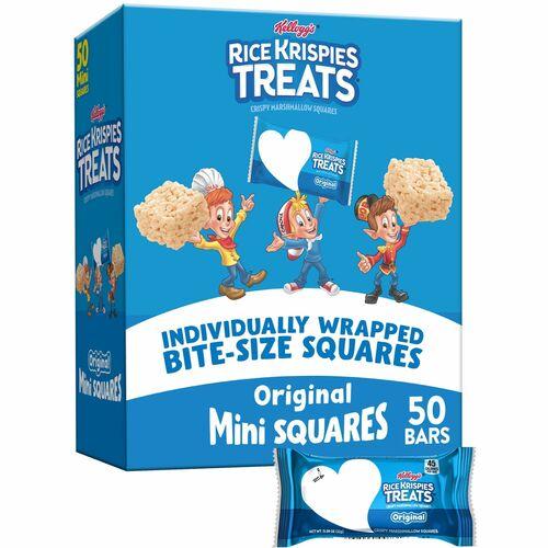Kellogg's Rice Krispies Treats Minis
