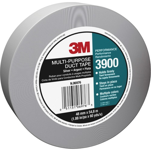 3M Multi-purpose Utility Grade Duct Tape  | by Plexsupply