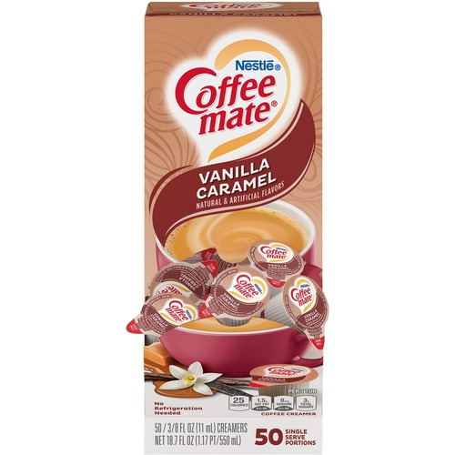 Nestlé® Coffee-mate® Coffee Creamer Vanilla Caramel