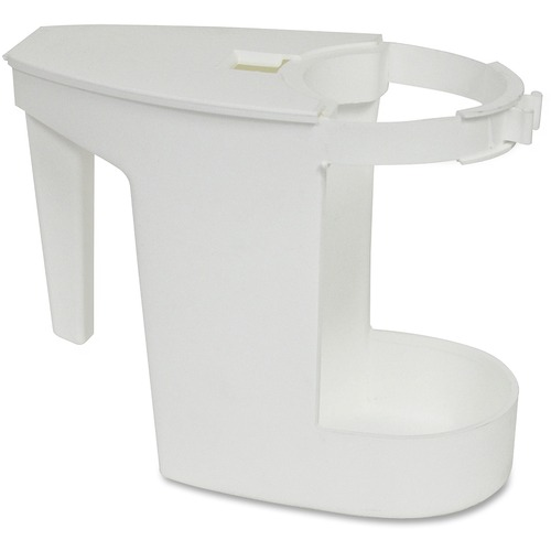 Genuine Joe Toilet Bowl Mop Caddy   by Plexsupply