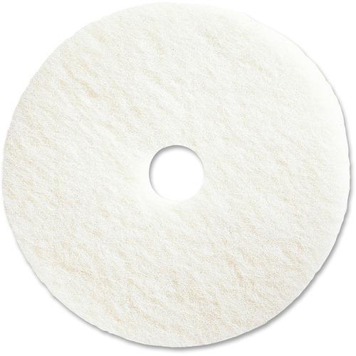 "Genuine Joe 20"" Super White Floor Pad | by Plexsupply"