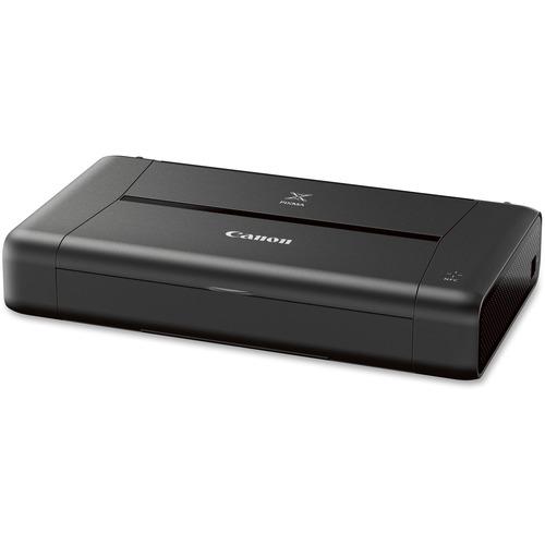 Canon PIXMA iP110 Inkjet Printer - Color - 9600 x 2400 dpi Print - Photo Print - Portable