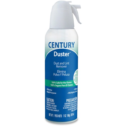 Disposable compressed gas duster, 7 oz, sold as 1 each