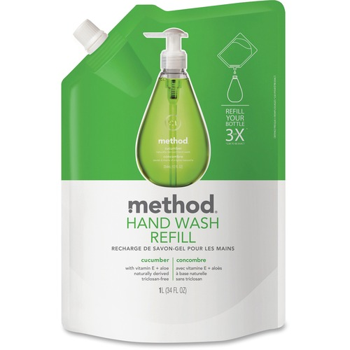 Method Cucumber Gel Handwash Refill