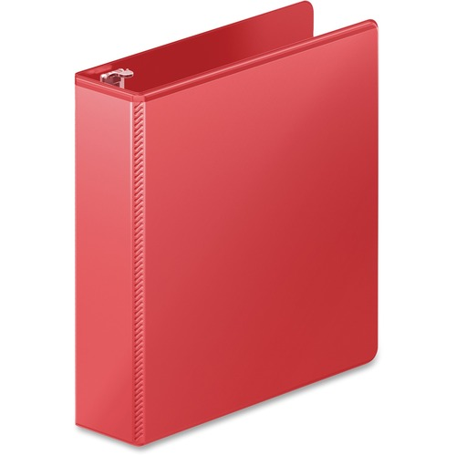 Wilson Jones Heavy Duty D-Ring View Binder with Extra Durable Hinge, 2""