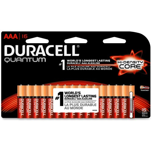Duracell 2400 Series Quantum AAA Batteries