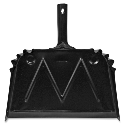 Genuine Joe Heavy-duty Metal Dustpan | by Plexsupply