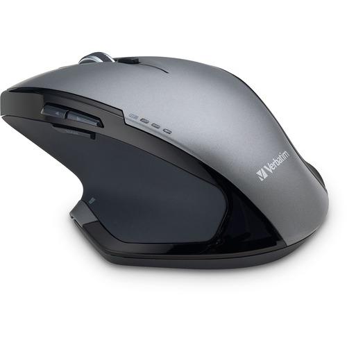 Wireless desktop 8-button dlx, graphite, sold as 1 each