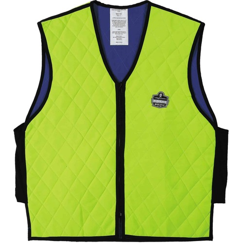 Ergodyne Chill-Its Evaporative Cooling Vest | by Plexsupply