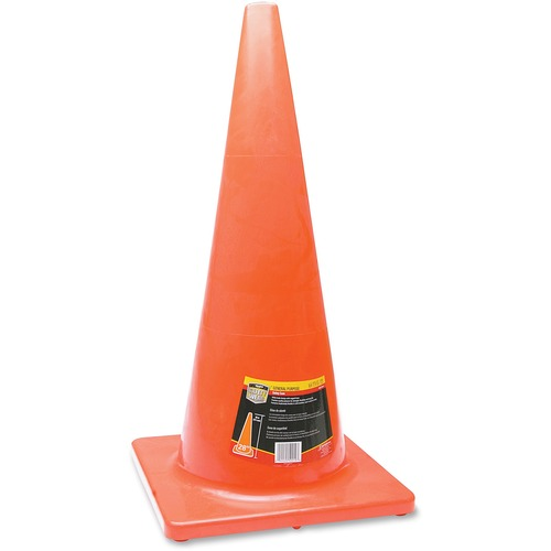 Honeywell Orange Traffic Cone | by Plexsupply