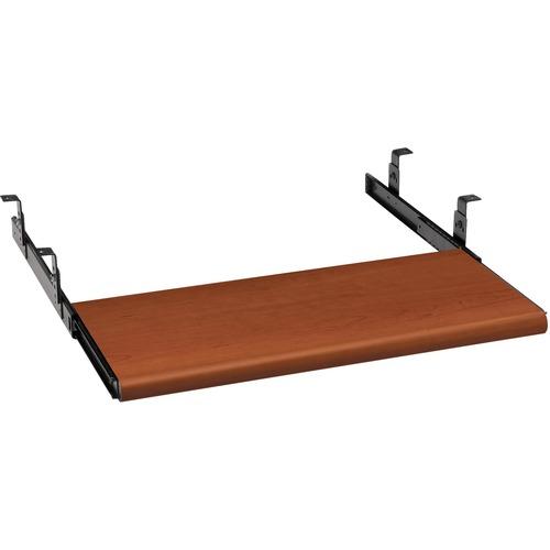 HON Modular Desking Laminate Keyboard Platform | by Plexsupply