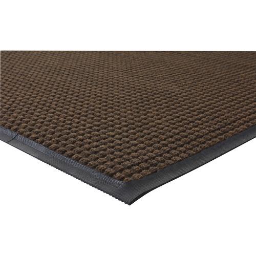 Genuine Joe Waterguard Floor Mat   by Plexsupply