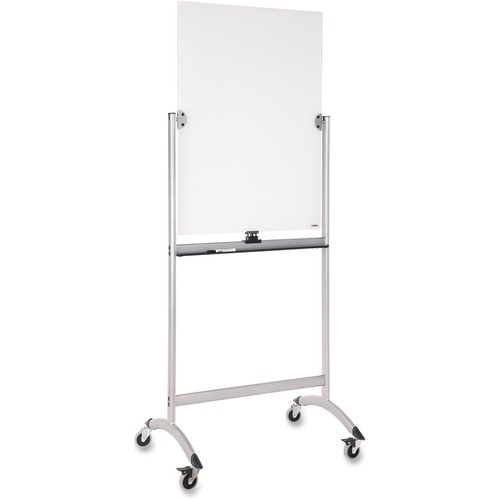 Lorell Revolving Glass Easel | by Plexsupply