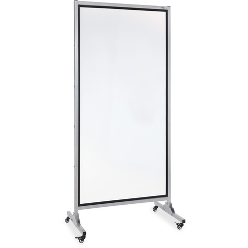 Lorell 2-sided Whiteboard Easel | by Plexsupply