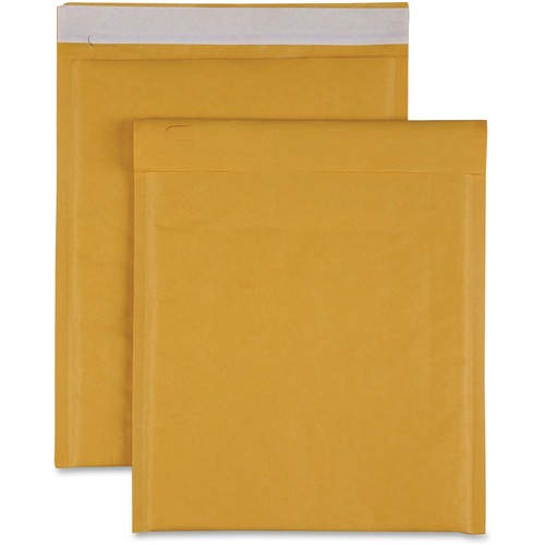 Sparco Size 2 Bubble Cushioned Mailers | by Plexsupply