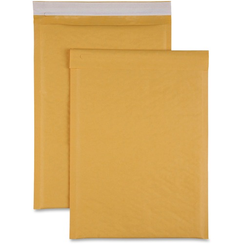 Sparco Size 4 Bubble Cushioned Mailers | by Plexsupply