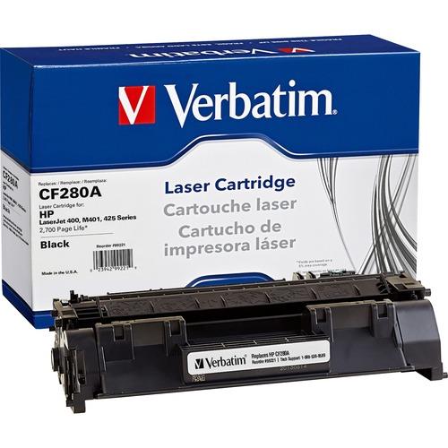 Verbatim Remanufactured HP 80A Toner Cartridge