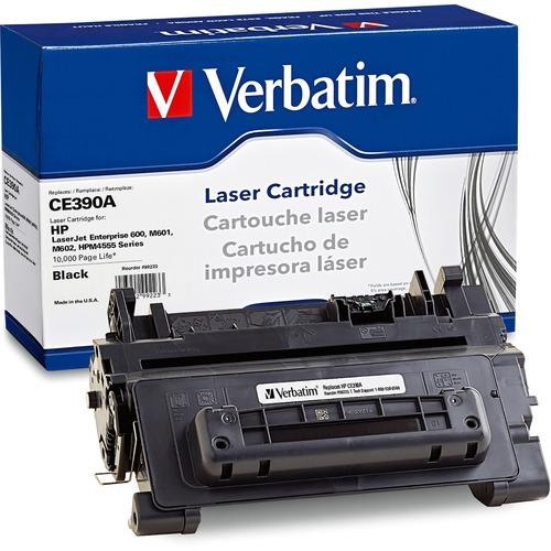 Verbatim Remanufactured HP 90A Toner Cartridge