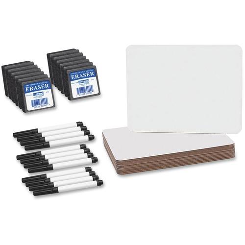 Flipside Prod. Dry Erase Board Set Class Pack | by Plexsupply