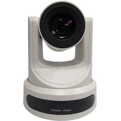 PTZOptics PT20X-USB-WH-G2 Video Conferencing Camera - 2.1 Megapixel - 60 fps - White - USB 3.0_subImage_1