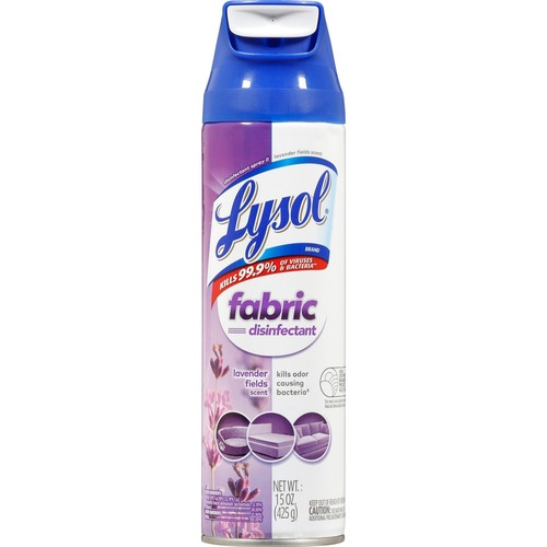 Lysol Max Cover Disinfectant Spray, Lavendar Mist, 15oz, Aerosol 1 Each