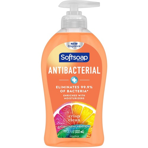 Softsoap Antibacterial Liquid Hand Soap Pump - 11.25 fl. oz. Bottle