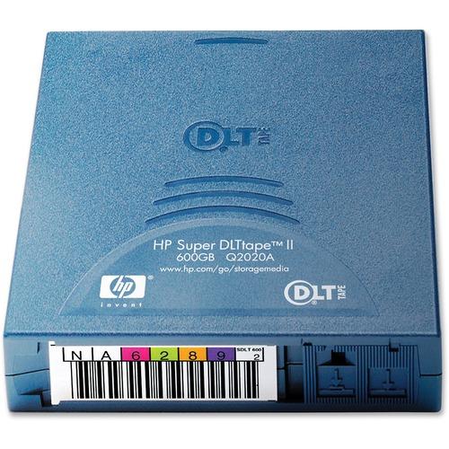 HP Super DLTtape II Tape Cartridge
