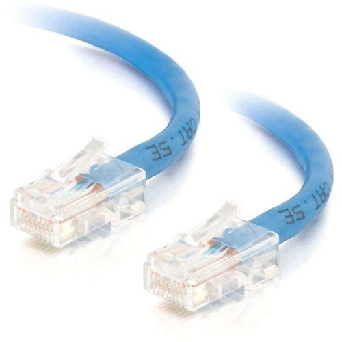 C2G 7FT CAT5E BLUE NON-BOOTED CROSSOVER UTP NETWORK PATCH CABL