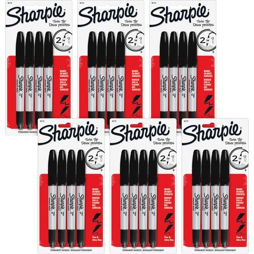 Sanford Sharpie Twin Tip Markers