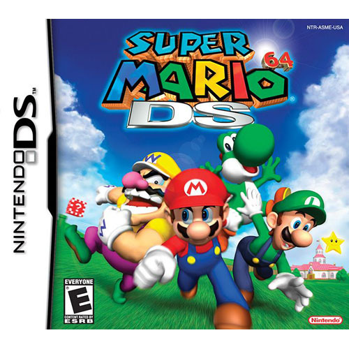 Nintendo Super Mario 64 DS