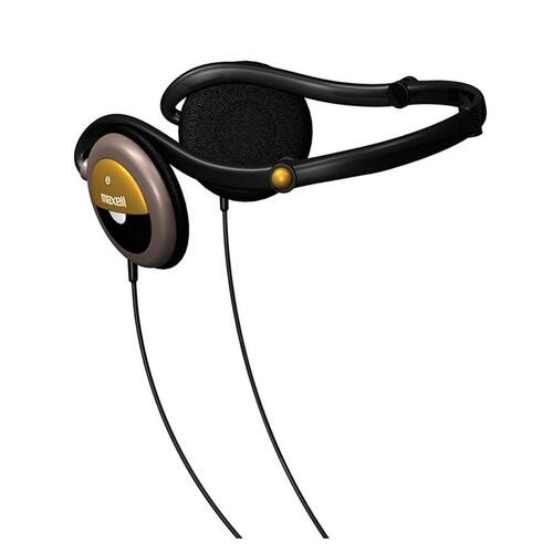 Maxell NB-303F Deluxe Stereo Headphone