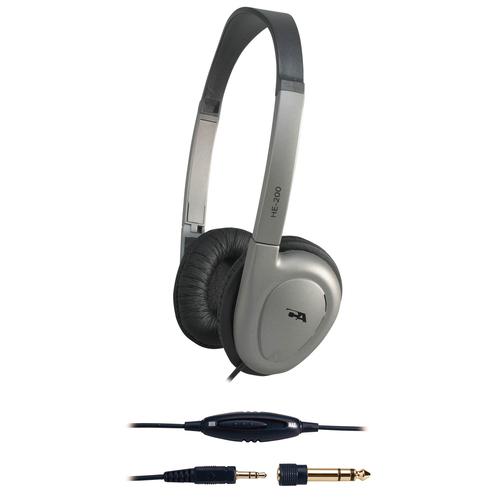 Cyber Acoustics Cyber HE-200 Stereo Headphone