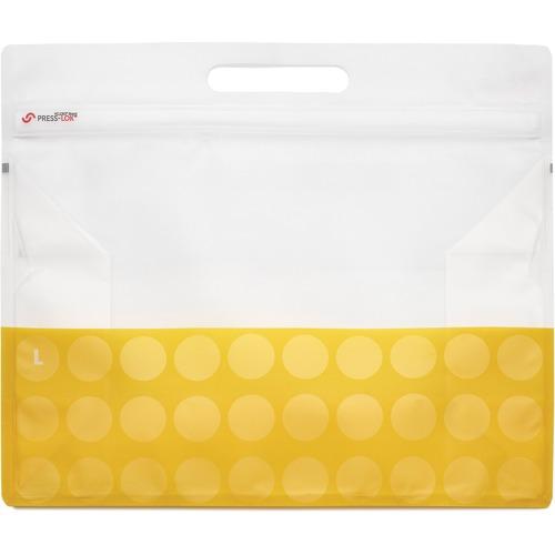 "VELCRO Brand PressLok 15"" Plastic Storage Bags"