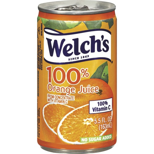 Welch's 100% Orange Juice Cans
