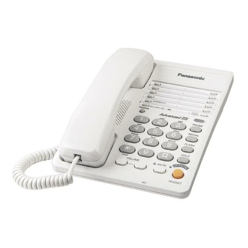 Panasonic KX-TS105W Integrated Telephone
