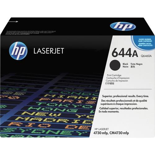 HP 644A Black Print Cartridge