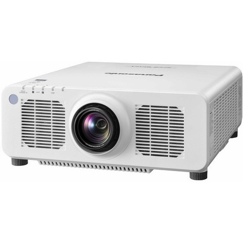 Panasonic SOLID SHINE PT-RCQ10L DLP Projector - 16:10 - White_subImage_1