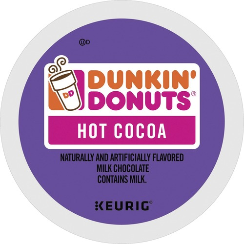 Dunkin' Donuts® Milk Chocolate Hot Cocoa