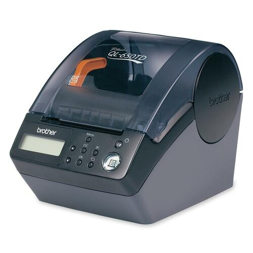 Brother P-Touch QL-650TD Thermal Label Printer