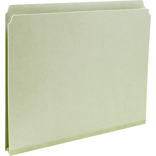 "Smead Pressboard 1"" Expnsion Top Tab Folders 