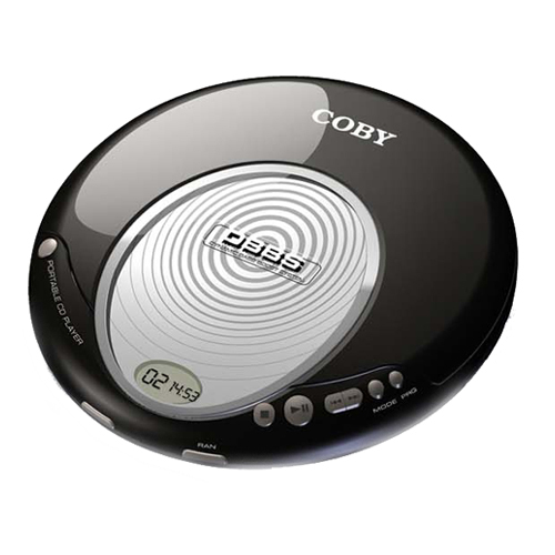 Coby CX-CD114 Personal CD Player