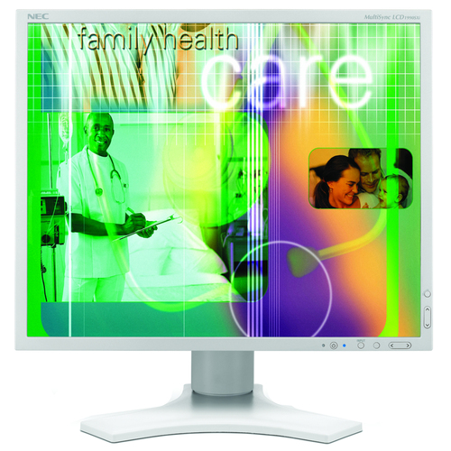 NEC MultiSync LCD1990SXi LCD Monitor with VUKUNET free CMS