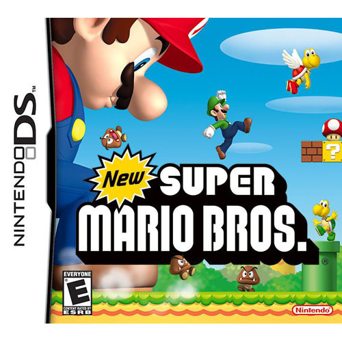 Nintendo New Super Mario Bros.